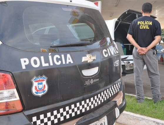 Mandado de prisão foi cumprido pela Polícia Civil.