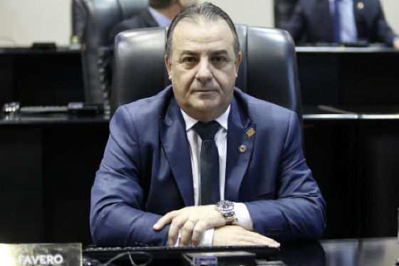 Deputado Sílvio Fávero morreu de covid no dia 13 de março