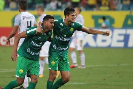 Cuiabá está na Série A do Brasileirão