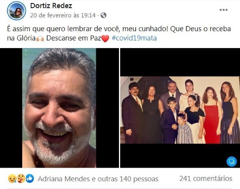 Post Deliz Ortiz