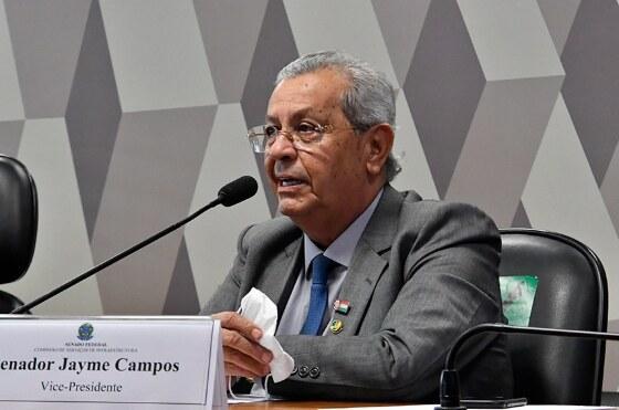 Jayme é presidente do Conselho desde 2019