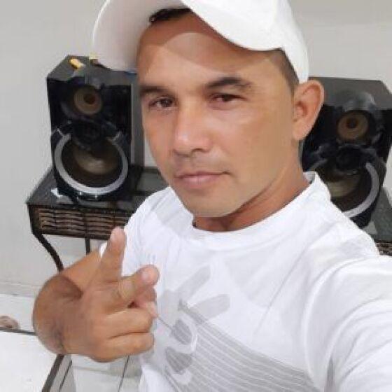 A vítima Isael Alves dos Santos