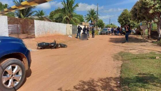 Gilberto de Oliveira Couto foi assassinado com quatro tiros nas costas e na cabeça