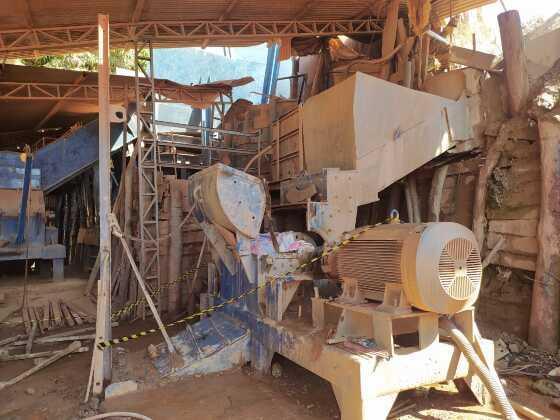 Funcionário aperta botão errado e tritura colega que fazia manutenção em moinho | ReporterMT - Mato Grosso em um clique